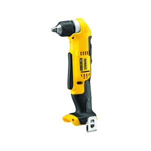 toptopdeal-DeWalt 18V XR Lithium-Ion Body Only Cordless 2-Speed Angle Drill