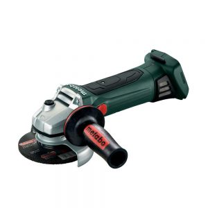 toptopdeal Metabo 125 W 18 LTX 125mm 18V Cordless Power Extreme Grinder Body Only 602174890, 600 W, Green, 1