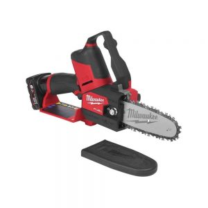 toptopdeal-Milwaukee M12FHS-602X 12v Cordless Pruning Saw Fuel Hatchet 2 x 6 0ah Batteries Charger